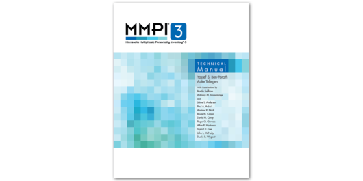 Minnesota Multiphasic Personality Inventory-3